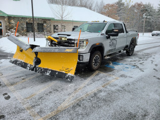 Snow Removal and Road Sanding/Salting